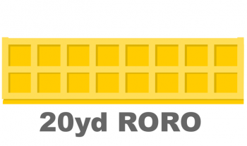 RORO Container (20yd)